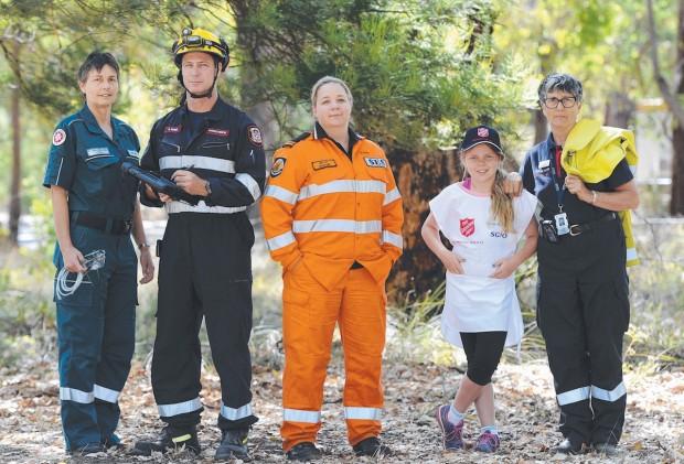 Unsung Volunteer Heroes